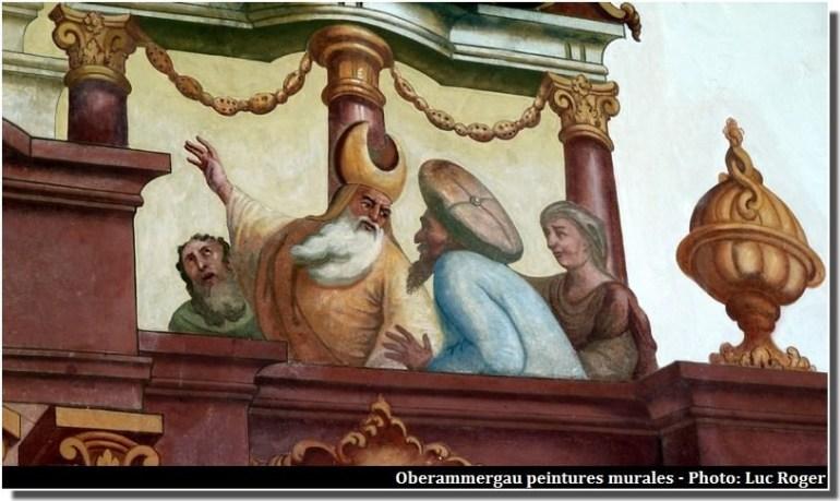 Oberammergau, un beau village typique aux façades peintes en Bavière 9