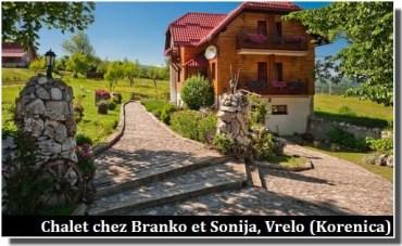 agrotourisme Branko Plitvice