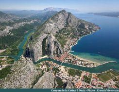 Canyon de la Cetina Omis
