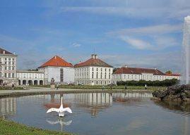 Chateau Nymphenburg, la résidence d'été des rois de Bavière à Munich