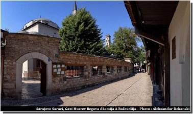 sarajevo Mosquée Gazi Husrev Begova