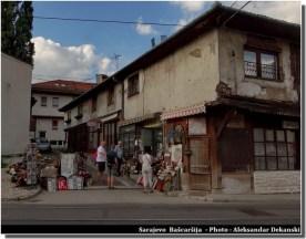 sarajevo commerce Bascarsija