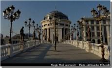Skopje Most umetnosti
