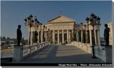 Skopje pont Oko