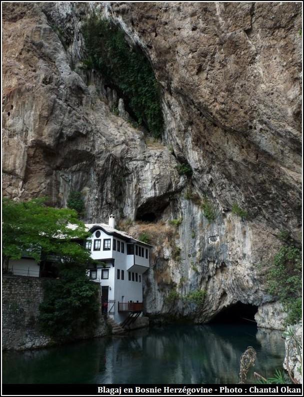 blagaj en Bosnie herzegovine