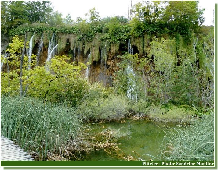chutes du parc national de plitvice
