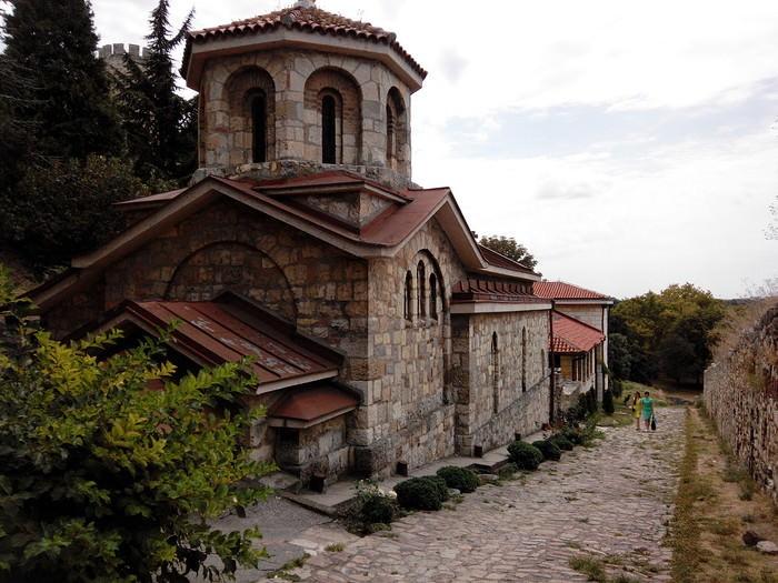 Belgrade eglise orthodoxe kalemegdan