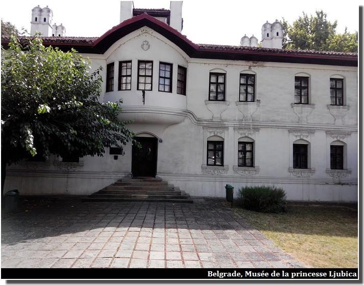 maison de la princesse Ljubica