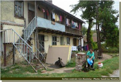 Laver dans la serbie de Kusturica