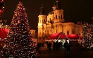 Noël à Prague