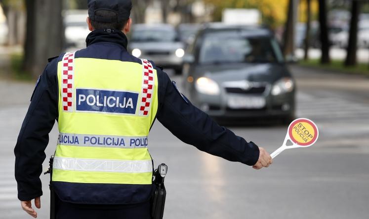 policija police en croatie