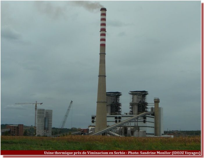 usine thermique kostolac