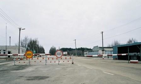 checkpoint tchernobyl