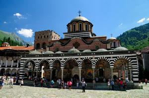 monastère bulgarie