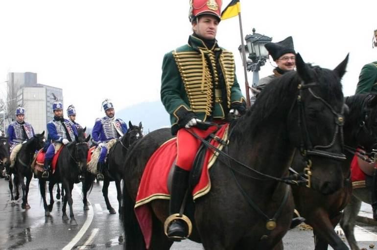 Hussards hongrois