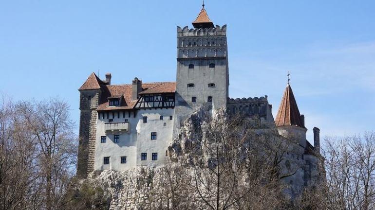 chateau de Bran en Transylvanie