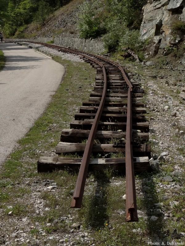 chemin de fer sargan 8 jatarice en serbie