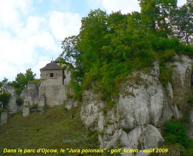 Jura polonais Ojcow
