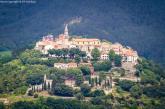 Buzet village d'istrie verte