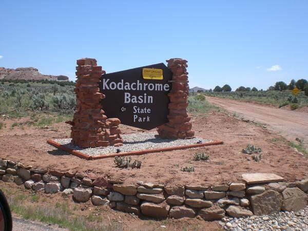 Kodachrome Basin SP