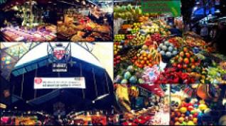 marché de la boqueria barcelone