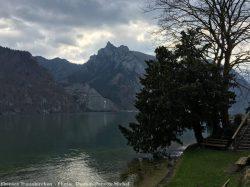 Balade au bord du lac Ebensee Traunkirchen