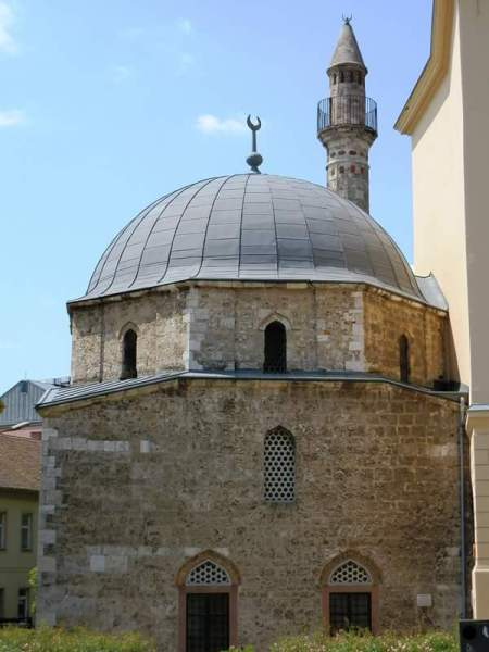 pécs en hongrie mosquée Iakovali Hassan