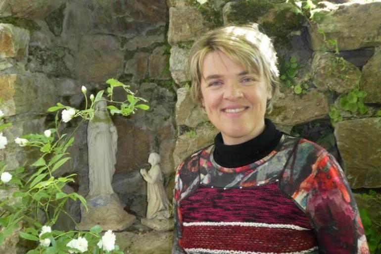 Vierge à l'abbaye d'en Calcat