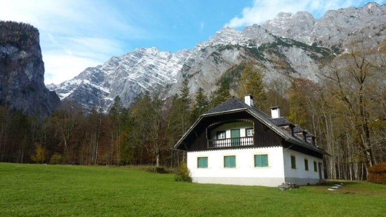 Chalet aux environs de Berchtesgaden