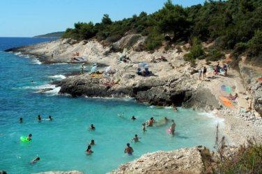 Cap Kamenjak Premantura en Istrie