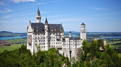 Chateau Neuschwanstein en Bavière