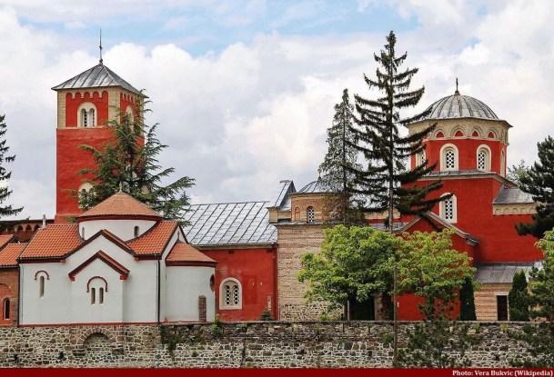 Monastère orthodoxe serbe de Zica