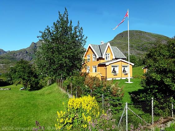 Lofoten Sørvågan villa d'été