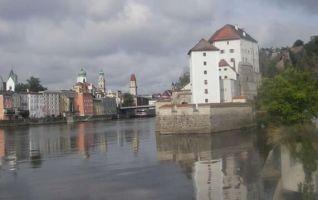 Passau Danube en Bavière