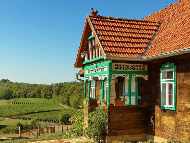Agrotourisme Janko Kezele près de Zagreb