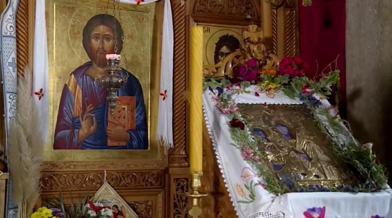 Monastère Tvrdos icones