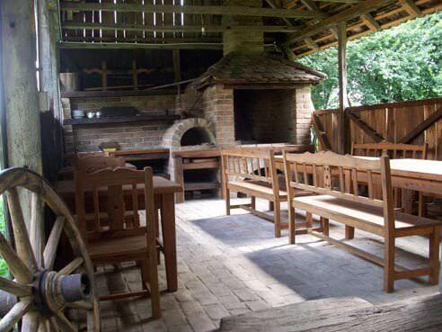 Stara Lonja table d'hôtes