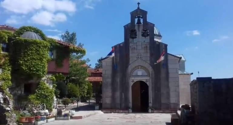 Monastère serbe orthodoxe de Tvrdos