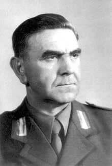 Ante Pavelic créateur du mouvement Oustachi Poglavnik de l'État indépendant de Croatie