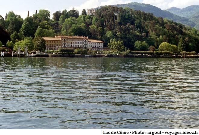 Grande villa du Lac di Coma