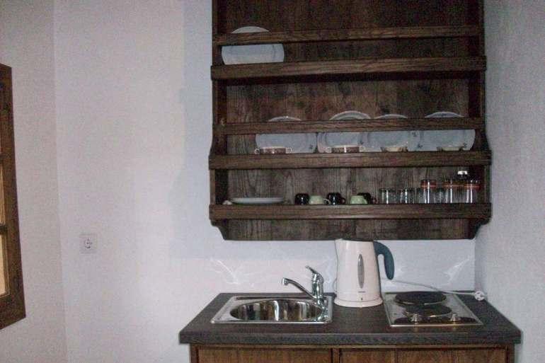 Stara Lonja Mobilier dans l'appartement