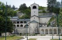 Monastère de Cetinje au montenegro