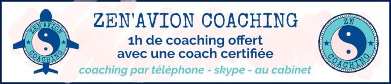 zen avion coaching offert