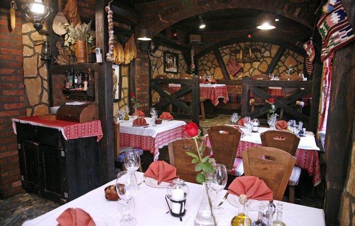 Konoba Didov san à Zagreb spécialisé en plats de Dalmatie centrale