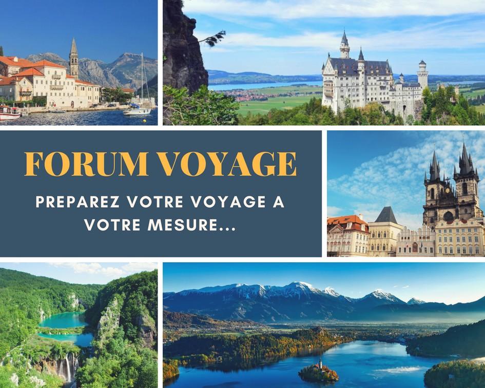 Forum voyage ideoz