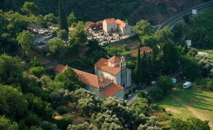 Monastère Praskavica près de Milocer