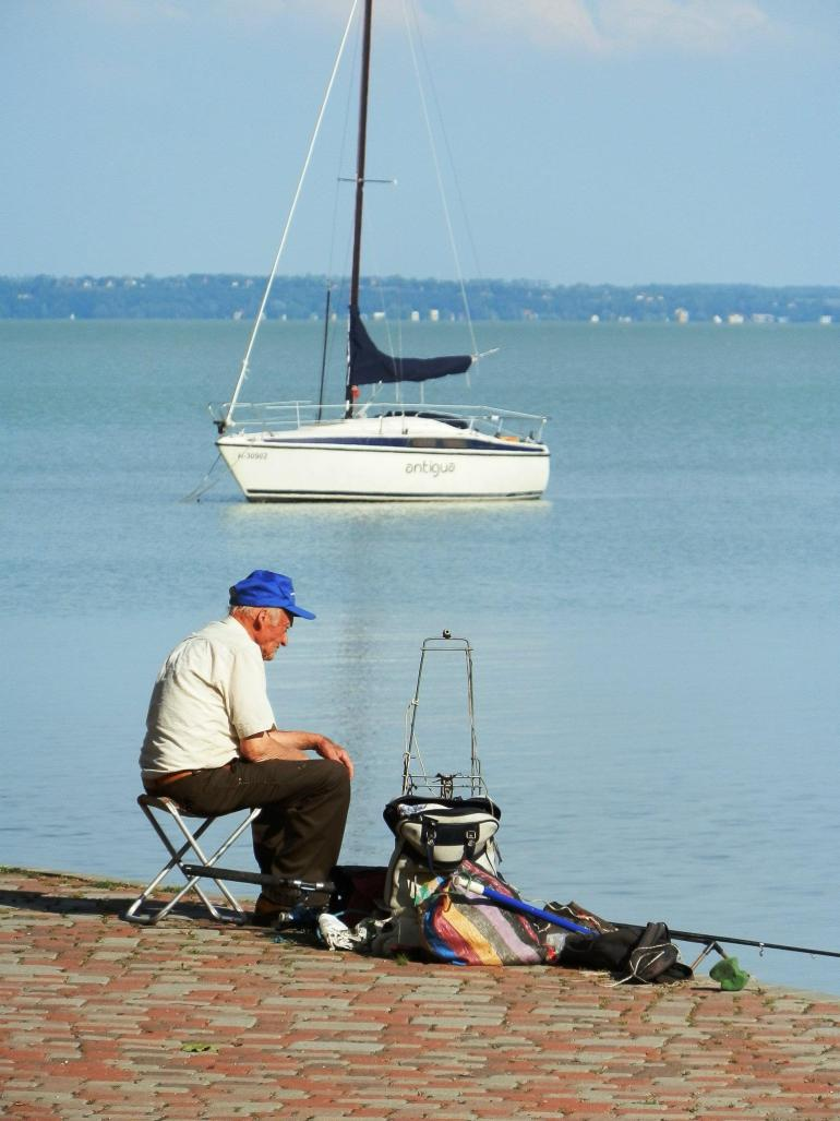 Pêcher sur le Balaton une activité très appréciee