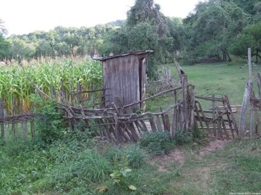 Arilje champs autour de la maison de l'ermite (1)