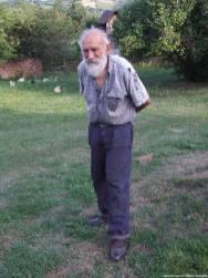 Arilje un ermite dans la campagne de serbie (1)