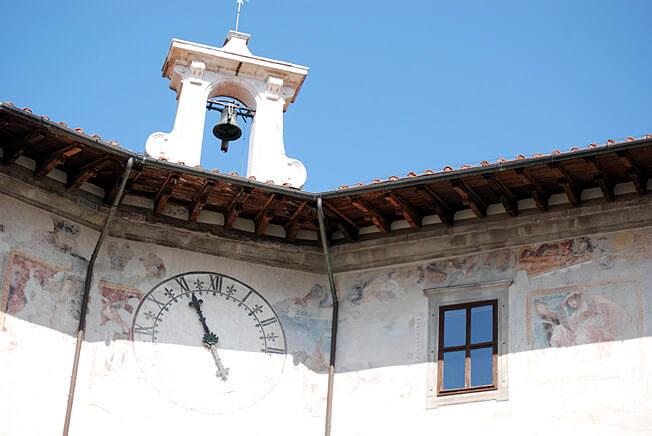 pise piazza dei cavalieri palais de l'horloge